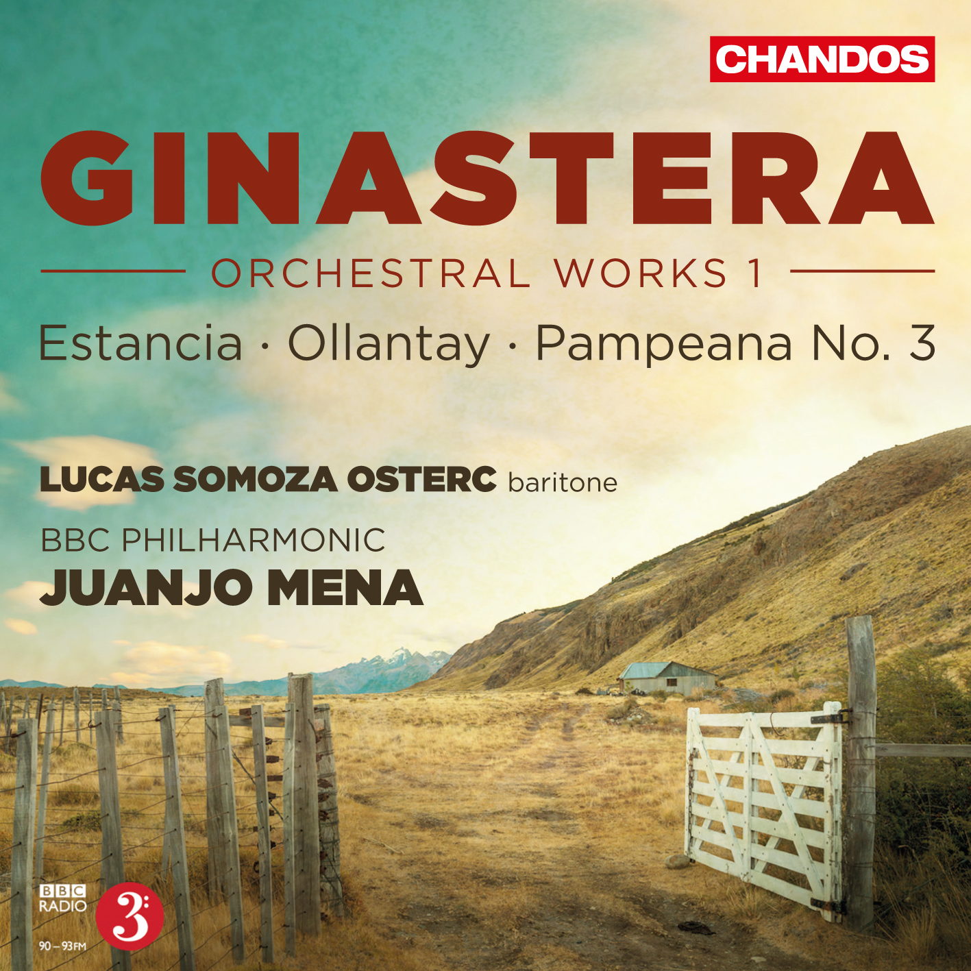 Ginastera: Orchestral Works Vol. 1