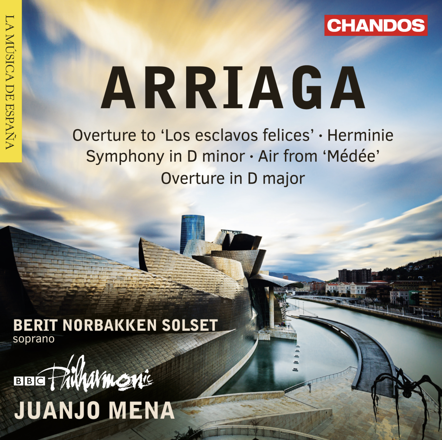 Arriaga: Orchestral Works,